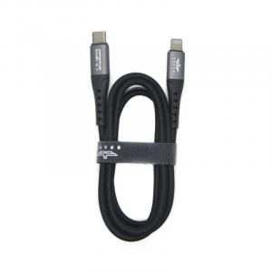 BRAVE LIGHTNING TO TYPE C CABLE 1.0M