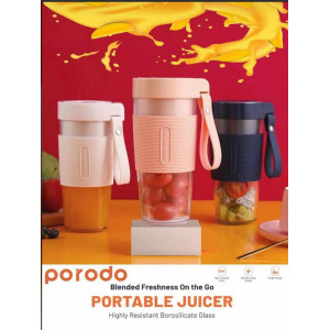 Porodo Portable Juice Maker 350ml 50W