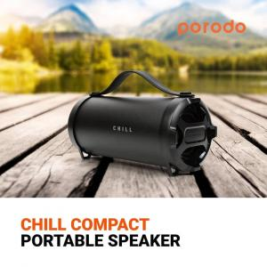 Porodo Soundtec Compact Portable Chill Bluetooth Speaker
