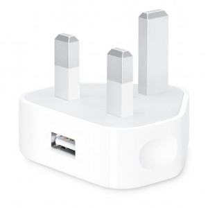 Apple USB Power Adapter – White