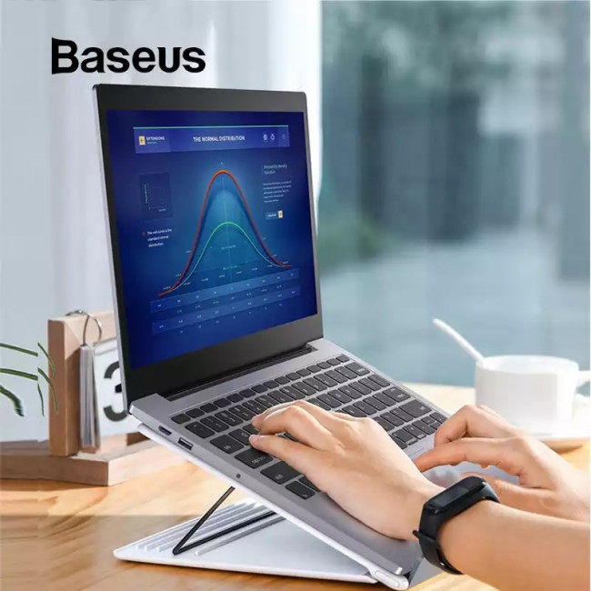 Baseus Let's go Mesh Portable Laptop Stand For Notebook MacBook Compute