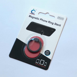 Magnetic smart ring Red