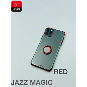 Xundd jazz with ring- red